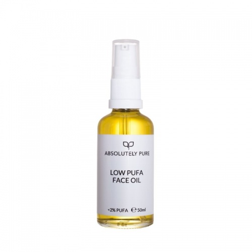 LOW PUFA ORGANIC FACE OIL