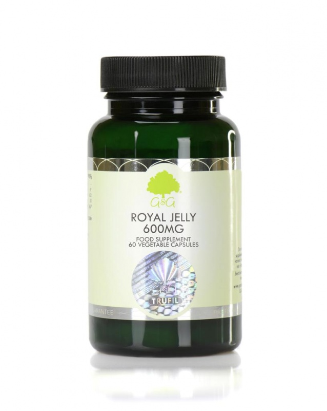 ROYAL JELLY 60 Capsules