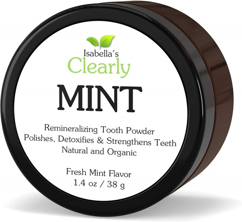 Remineralizing Tooth Powder 38g